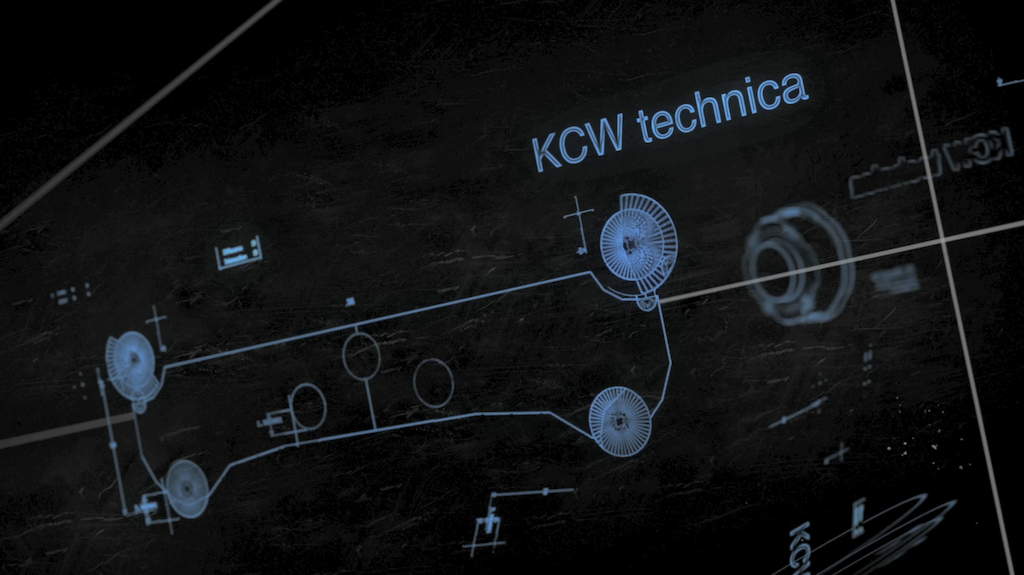 KCW™Technica M-Trolley & Supertrack