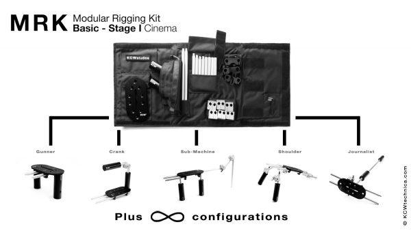 KCW™technica MRK 1 Camera Rigs