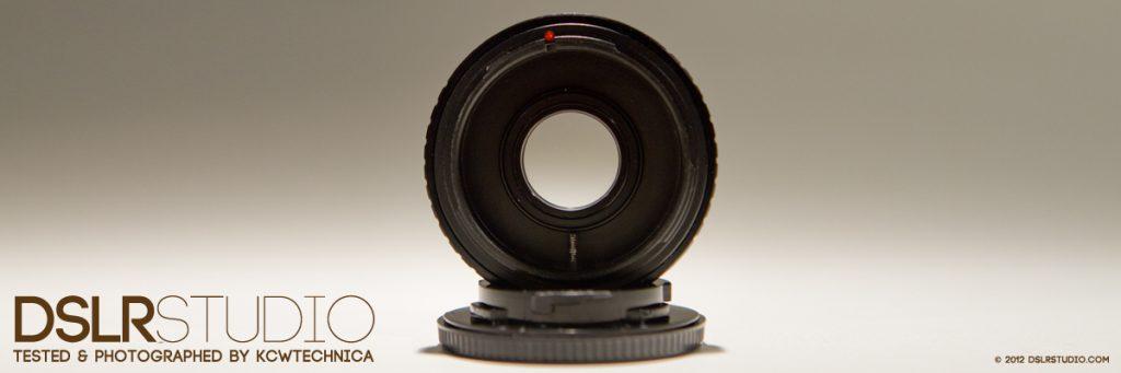 Canon FD to Canon EF