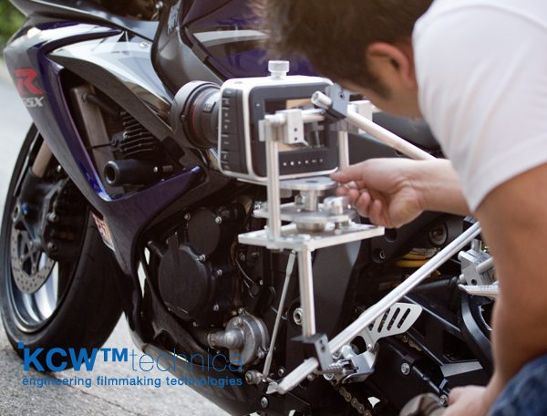 KCW™technica - MRK 3 Vehicle Mount - BlackMagic