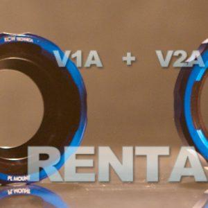 KCW™ technica V1A + V2A- PL to EF